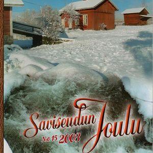 Saviseudun joulu - 2003